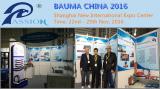 Passion at 2016 Bauma Exhibition