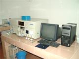 Copper bar test equipment