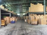 Cylinder liner packing and warehouse