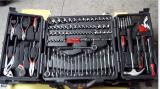 142PC Auto Mechanic Tool Set, Hand Repair Tool Kit