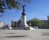 G603 Granite Monument in Ukraine Plaza