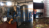 RO system water treatment packing and delivery