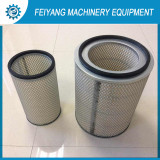 Fleetguard air filter AF928M for Cummins engine 300HP