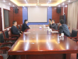 Malaysia customers visit our factory
