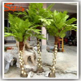 fern palm artificial plants tree