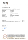 ASTM Test Report