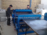 Install automatic welded wire mesh machine in Egypt