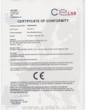 CE Certificate of Pipe Beveling Machine