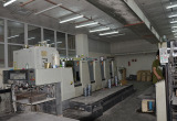full color printing machine