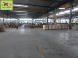 Haiqin Machinery - Clean Spare parts warehouse for mini loader !