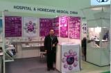 Representative Hospital & Homecare 2013 Medical fair in russia