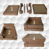 honeycomb carton