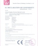 ce certificate for different material of underfloor heating