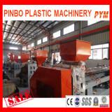 Plastic pelletizing line