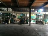 500T hydraulic press for chimney hood