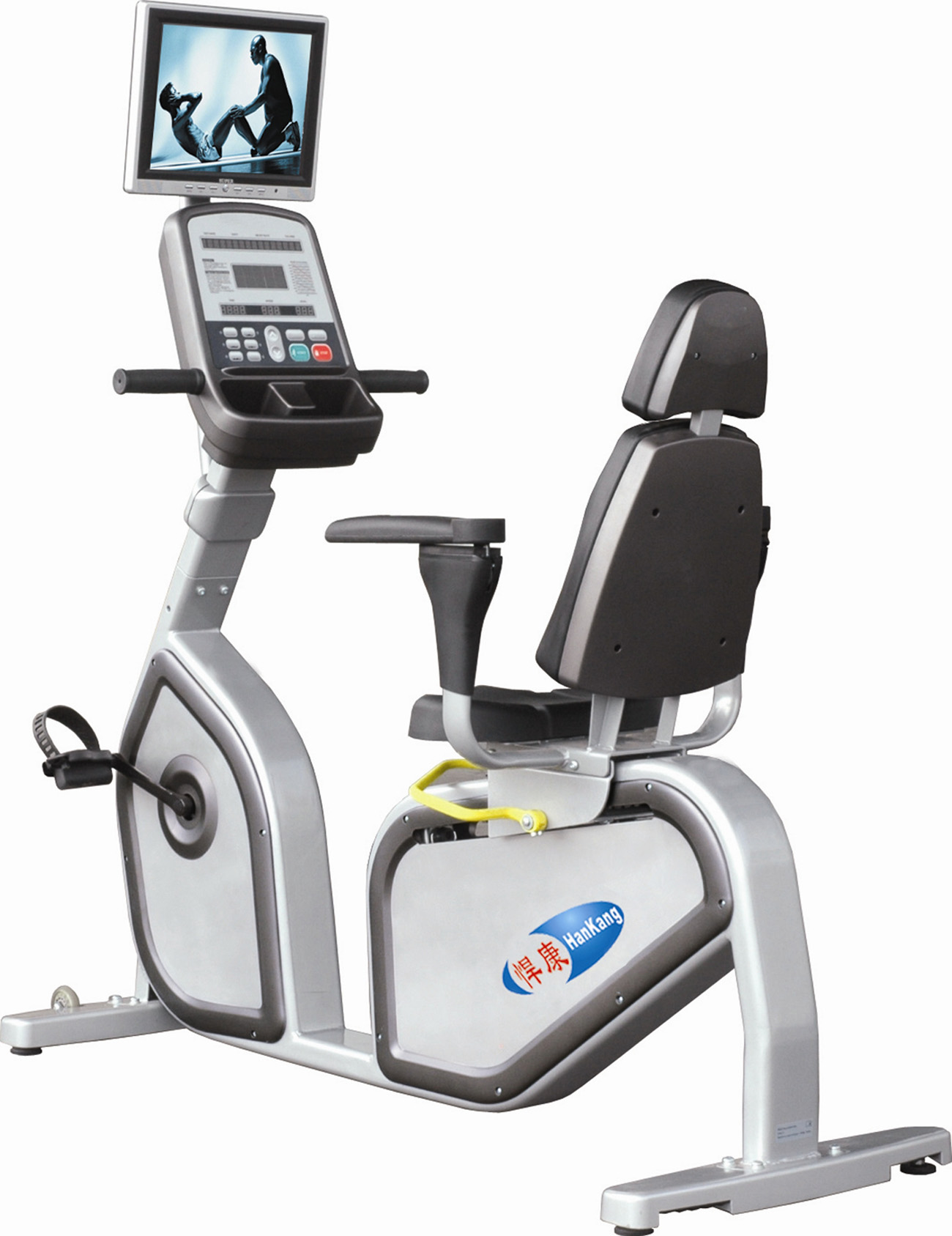 Commercial Recumbent Bike / HT-7000A