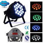 Professional RGBW 4in1 18X10W LED PAR Can DJ Light Ys-108