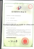 diamond tool patent 8