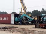 good condition excavator