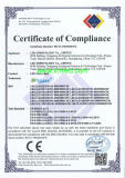 Certificates for LED Corn Light