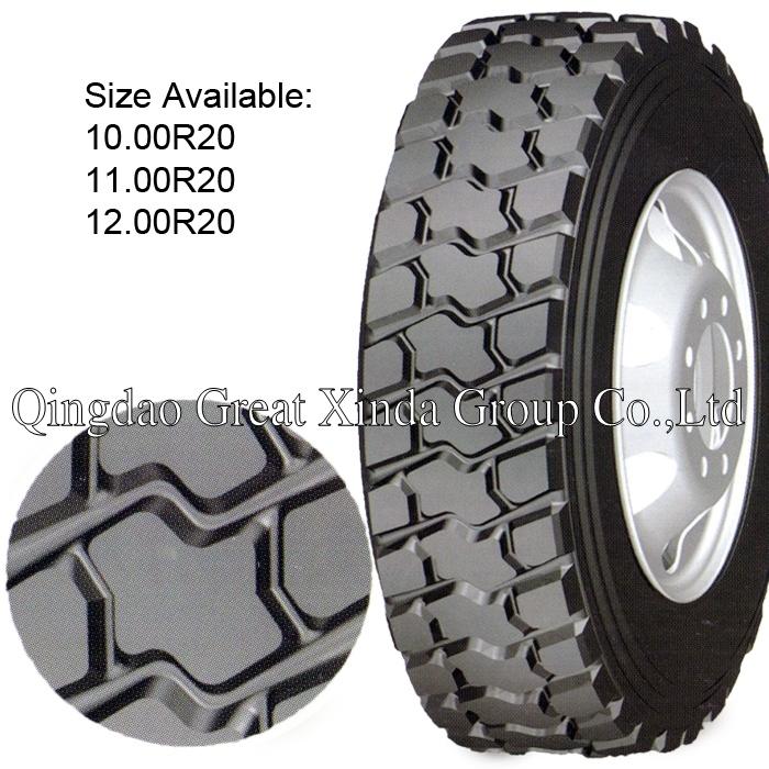 Truck Tyre Pattern No. ST869