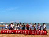 Tavol Sales Office Arrange the Sea Beach Tourist Activities