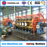 630 Rigid Stranding Machine with Row loading and Independent Motor