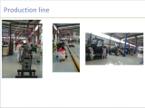 Tractor Production line
