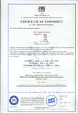 CE Certificate for Carbon Zinc Batteries