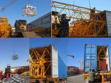 1 unit of tower crane export to indonesia