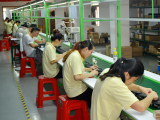 Our company′s automated production line