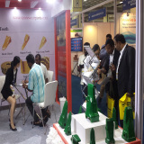 a&S Machinery - 2015 EXCON Stall #908 in Bangalore, India
