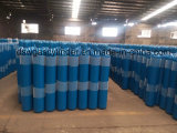 DOT-3AA high pressure seamless steel gas cylinder with valve