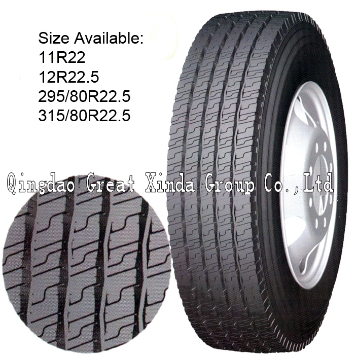 Truck & Bus Tire Pattern No. ST939