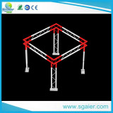 Ladder truss for exhibition booth trade show booth