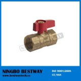 Lead Free Gas Ball Valve