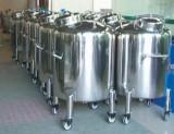 High Speed Mixing Tanks Sanitary Storage Tank