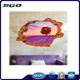 3D Stickers Removable Lavender Wall Stickers
