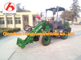 Telescopic wheel loader HY1000