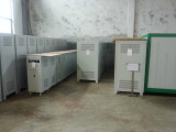RLS series Cabinet is ready for new order installation in jiang xi work factory