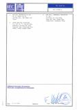 CB Test Certificate 4