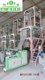 High speed automatic winder film blowing machine
