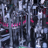 Detailed Production of Machine