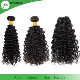Factory supply high quality curly hair no tangle no shedding