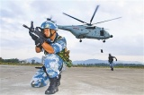 Combat uniforms