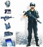 SWAT equipment