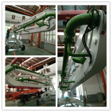 DAWIN Machinery HGY18m trailer concrete distributor shipped to Australia
