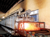 SS Pipe Solution Annealing Furnace