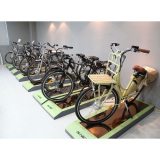 Electric bike show room-1