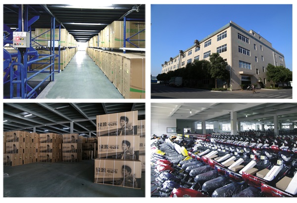 Luyuan Warehouse in Zhejiang